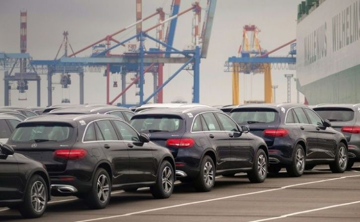 Import Of Foreign Vehicles