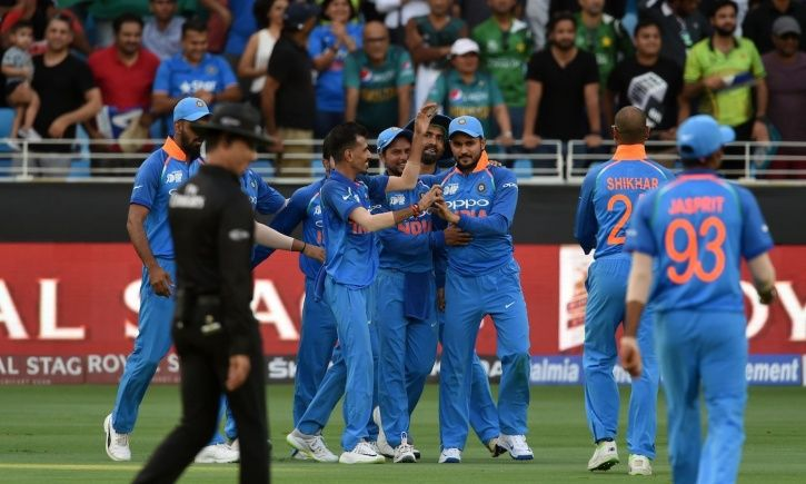 India beat Pakistan in the Asia Cup