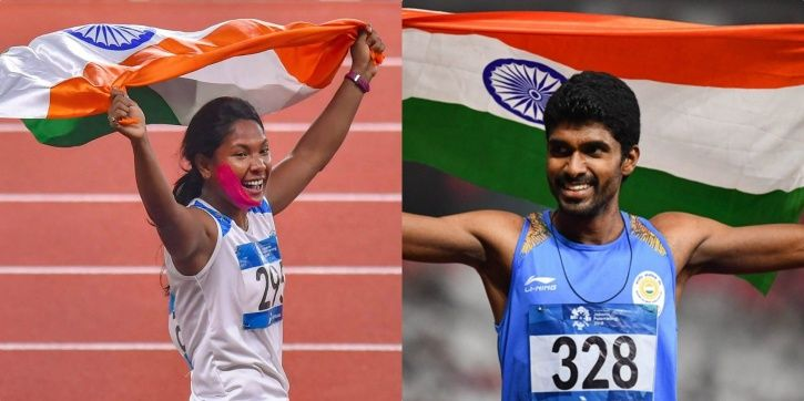 India won 15 gold medals in Asian Games