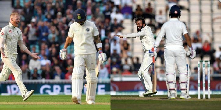 Indian batsmen have struggled in England