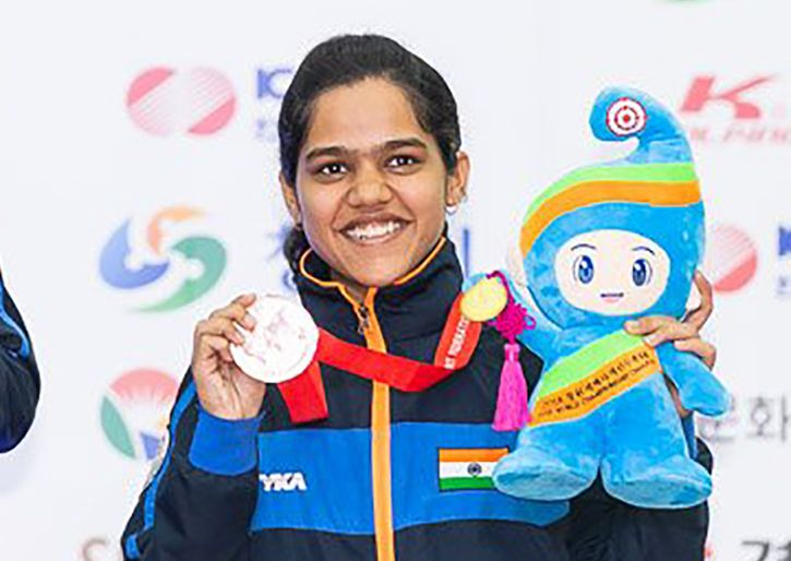 Indian Junior Shooters Shine With Bronze