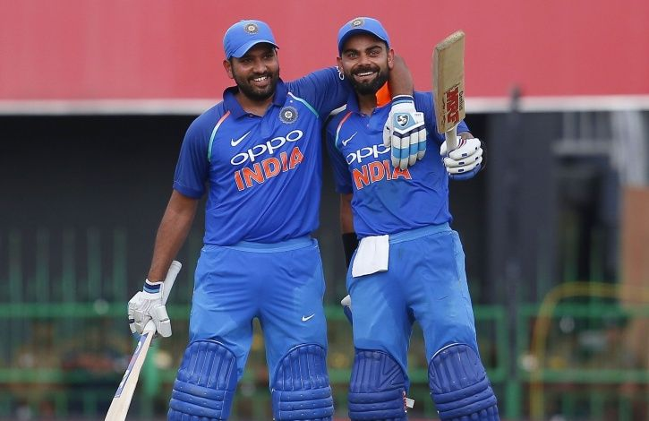 Is all well between Rohit Sharma and Virat Kohli?