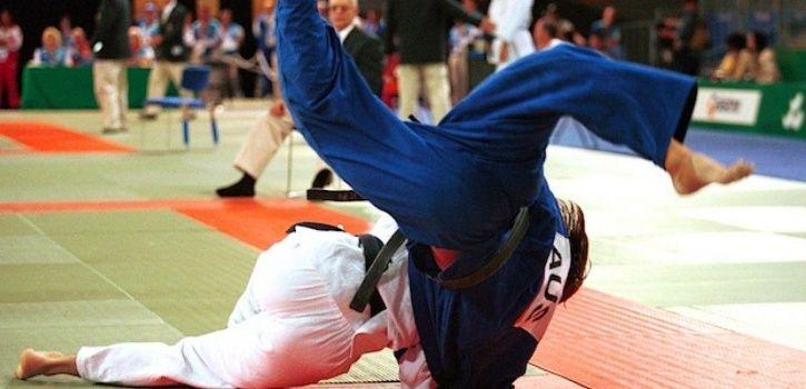 Judo gold medallist arrested for stalking