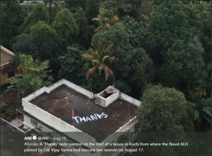 Kerala relief, donated, good things
