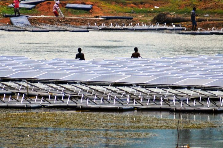 Kerala Solar Power Plant