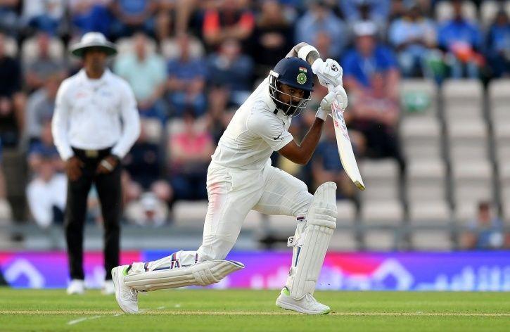 KL Rahul scored his 5th Test ton