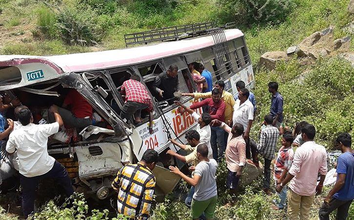 Kondagattu Bus Accident