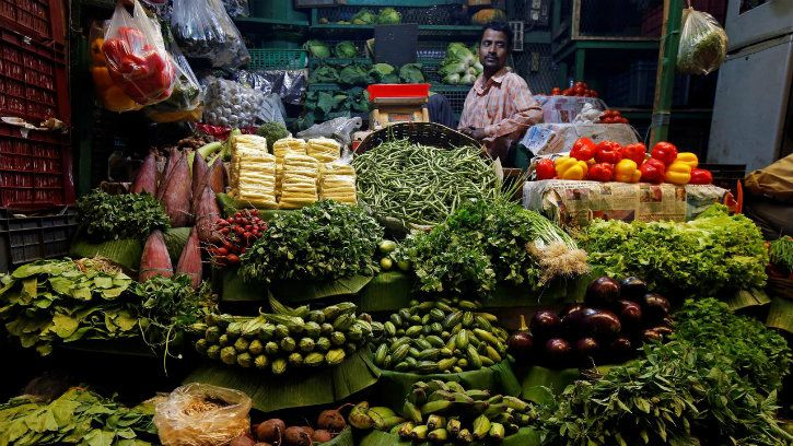 local vegetable store in india