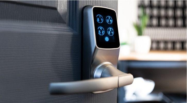 Lockly Secure Plus smart lock