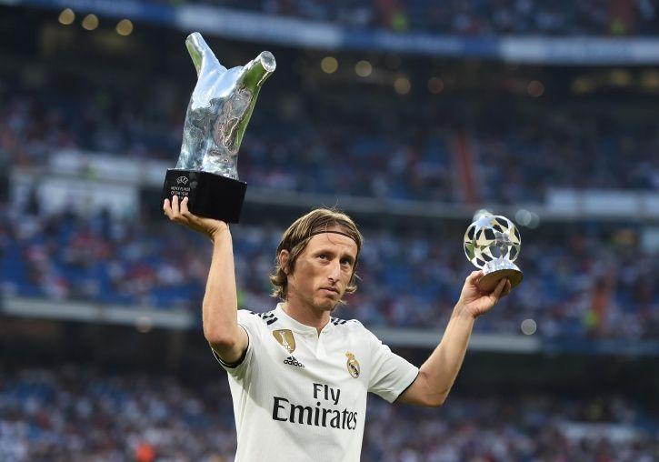 Luca Modric is a legend