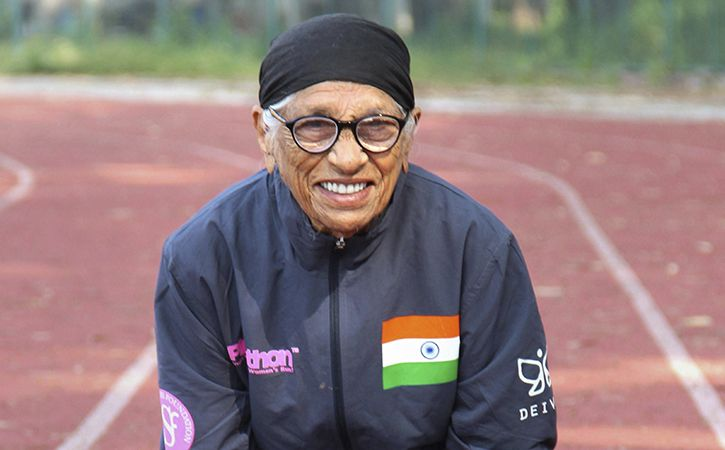 Man Kaur Is Not Planning On Slowing Down And Aims Many More Medals