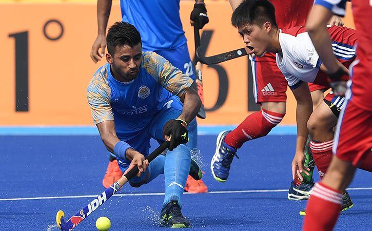 manpreet singh is new captain of indian hockey team