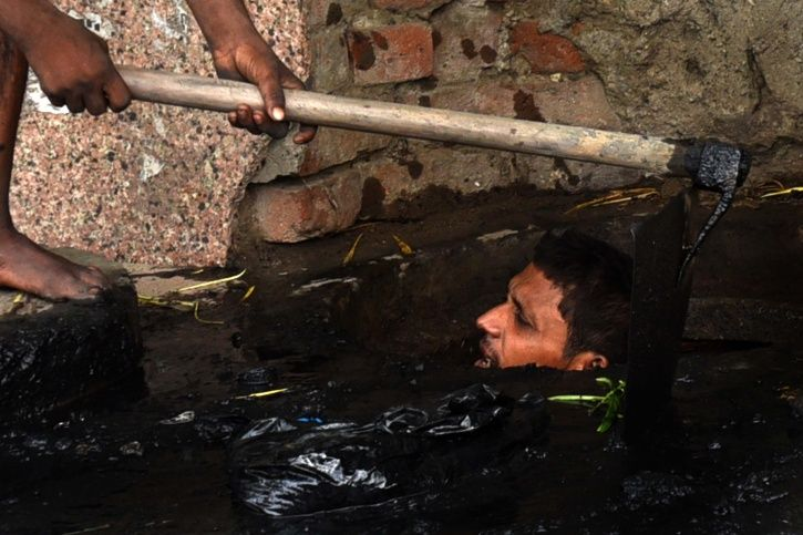 manual scavenging,ketto, crowdfunding