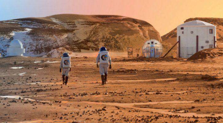 mars humans nasa co2 conversion challenge