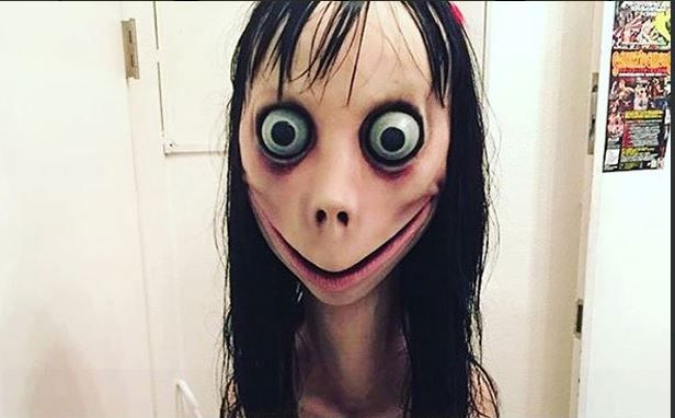 MOMO challenge, blue whale, game