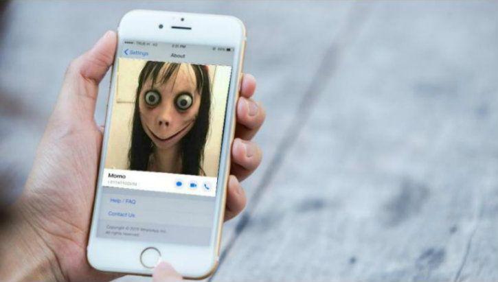 momo challenge india government cyber trivia app