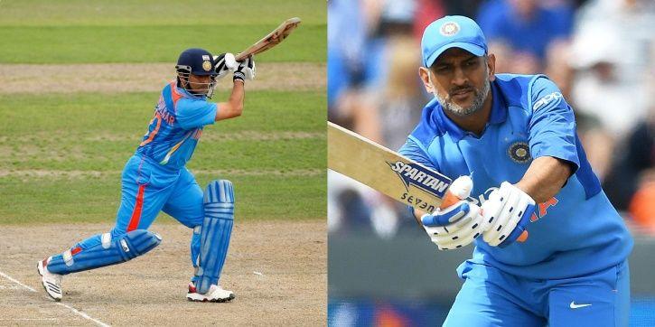 MS Dhoni has scored over 10,000 runs