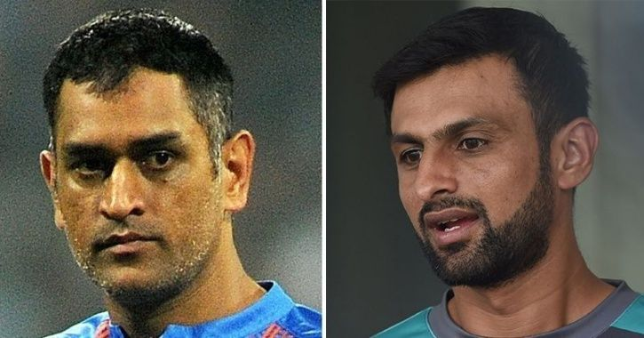 MS Dhoni is part of the Indian cricket team