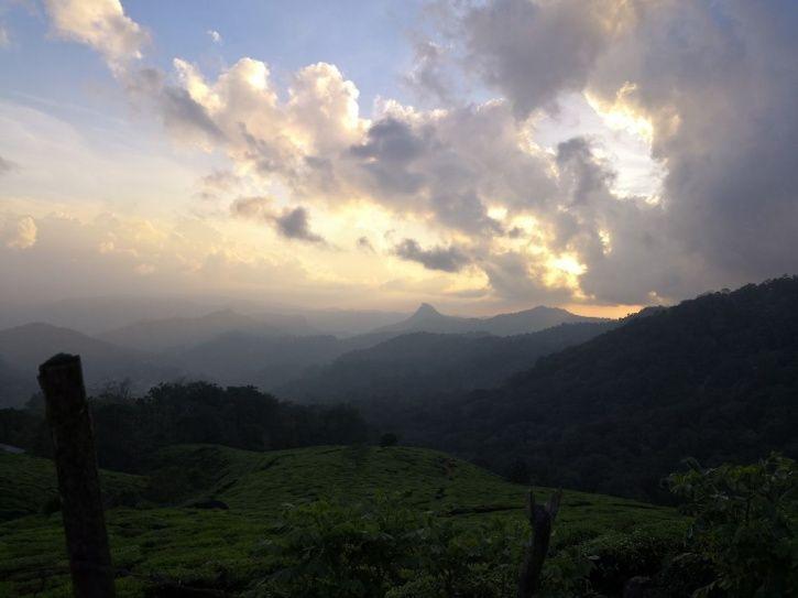 Munnar Sunset