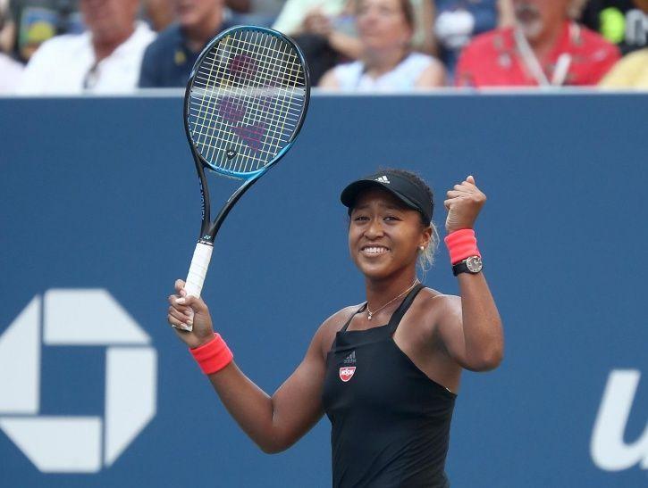 Naomi Osaka won her maiden Grand Slam