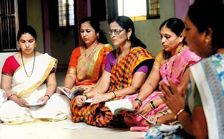 Non Brahmin Priestesses Are Conducting Puja In This Village