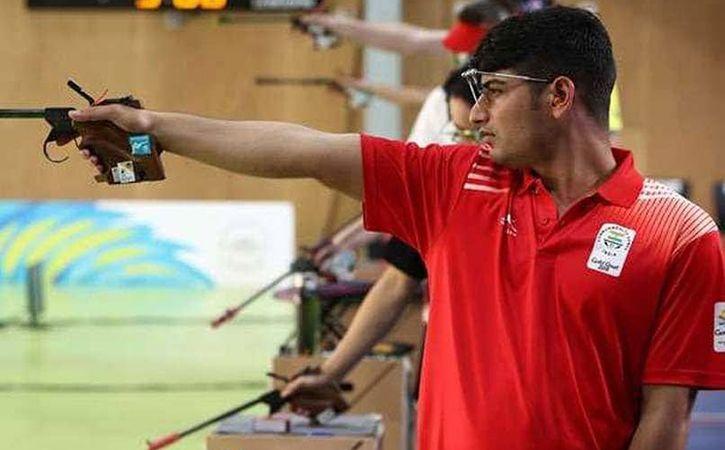 Om Prakash Shoots Gold At World Championships