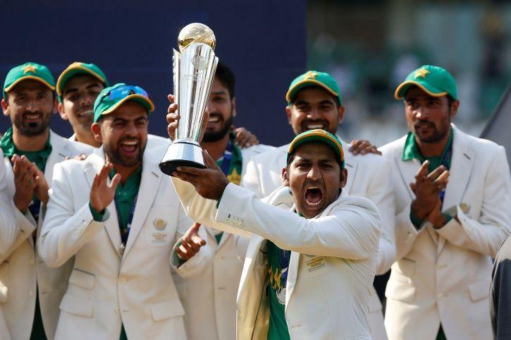 Pakistan had beaten India by 180 runs