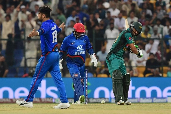Pakistan lost to Afghanistan by 3 wickets