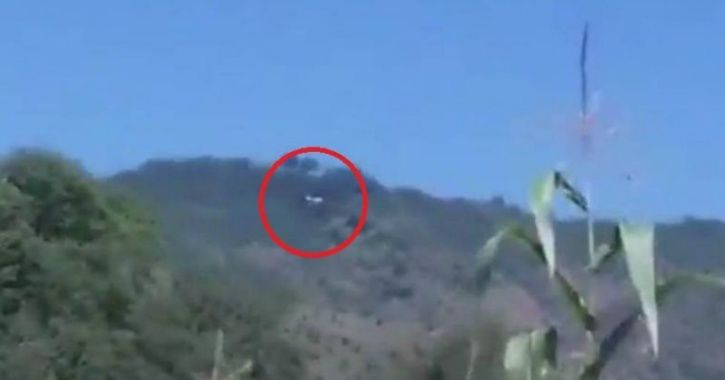 Pakistani Helicopter Violates Indian Airspace In Poonch, Jawans Try To Shoot Down The Chopper