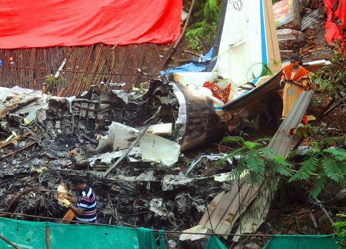 plane crash, DGCA
