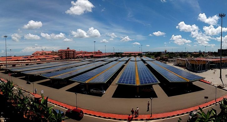 Prime Minister, Narendra Modi, single use plastic, champions of earth award, solar alliance