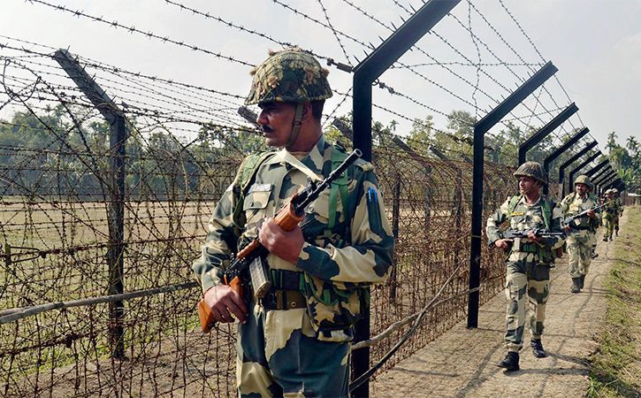 Rajnath To Launch India First Smart Fence