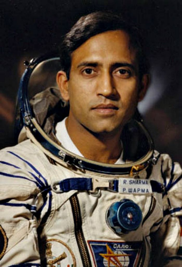 Rakesh Sharma, First Indian In Space