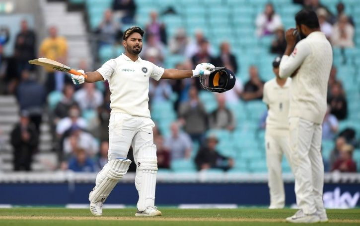 Rishabh Pant staked his claim as our best keeper batsman as he scored his first Test hundred