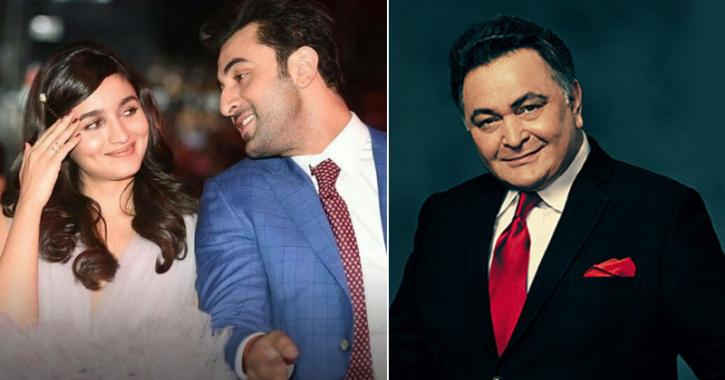 Rishi Kapoor Approves Alia Bhatt As Daughter-In-Law, Says Neetu & I 'Like Her'