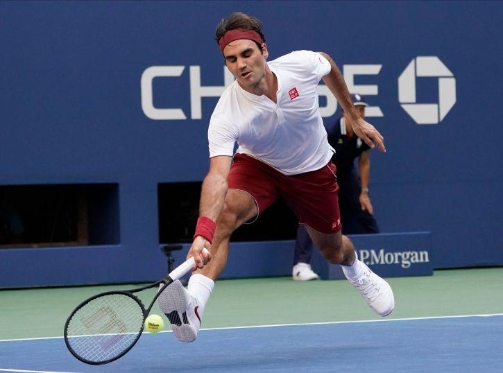 Roger Federer lost in 4 sets