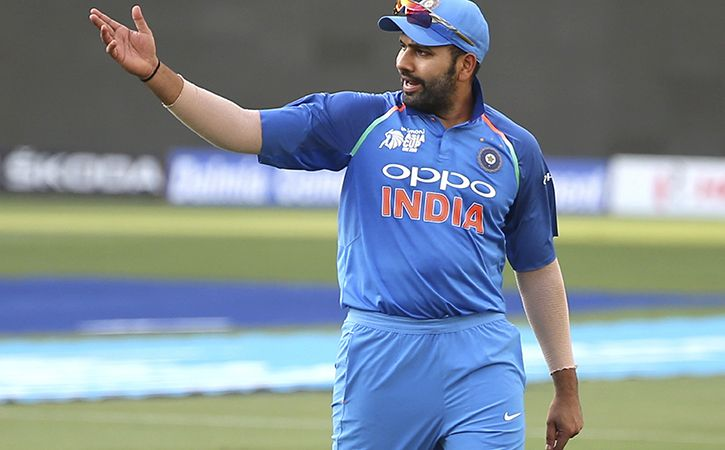 Rohit Sharma Makes It 1-2 For India In ODI Rankings By Grabbing Second Slot