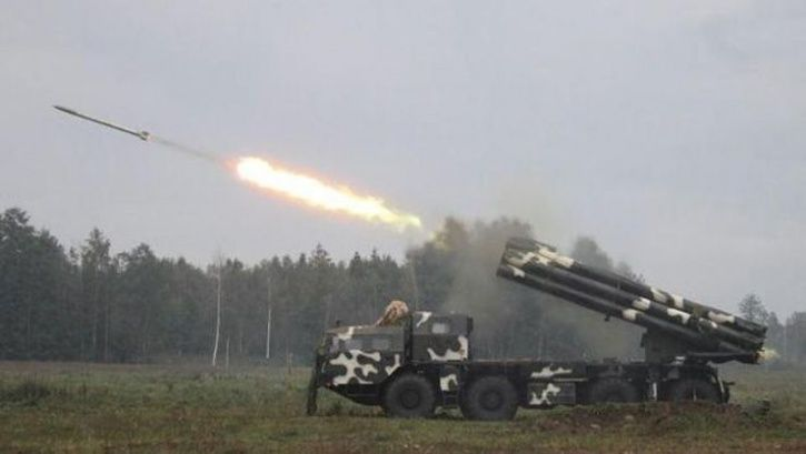 Russia Biggest War Games