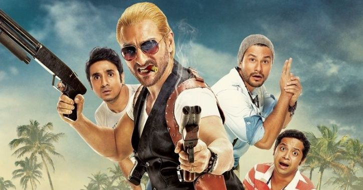 Saif Ali Khan, Kunal Kemmu and Vir Das will fight aliens in Goa Goa Gone 2 Baba Ji