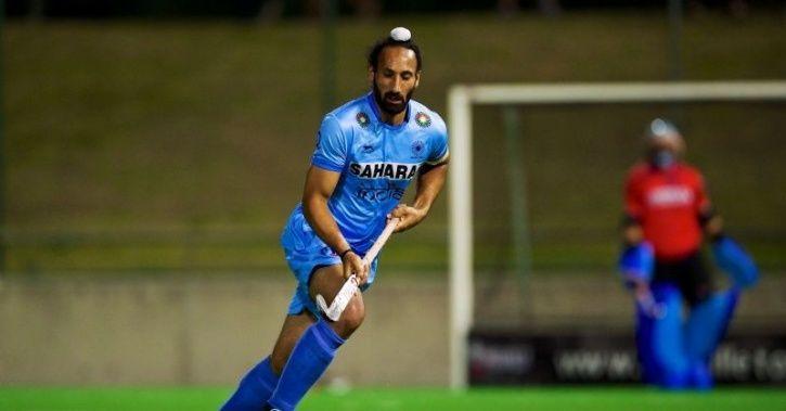 Sardar Singh has played over 300 international matches