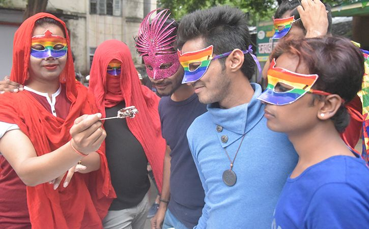 Section 377 Pride Not Extended To J&K