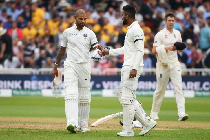 Shikhar Dhawan has not been in form