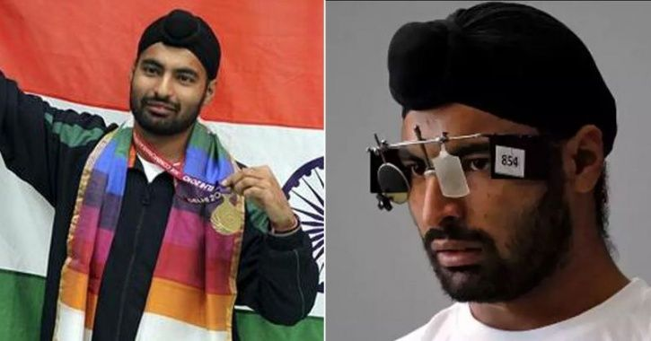 Shooter Gurpreet Singh