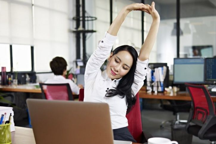 Simple Aerobic Exercise Is The One Of The Best Ways To Recharge Your Brain During Work