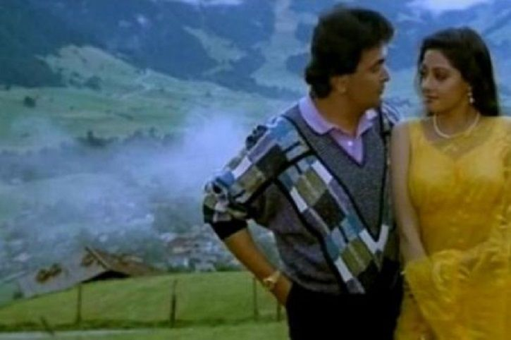 Switzerland Is Planning To Install A Statue Of Sridevi To Honour The Legendry Actress