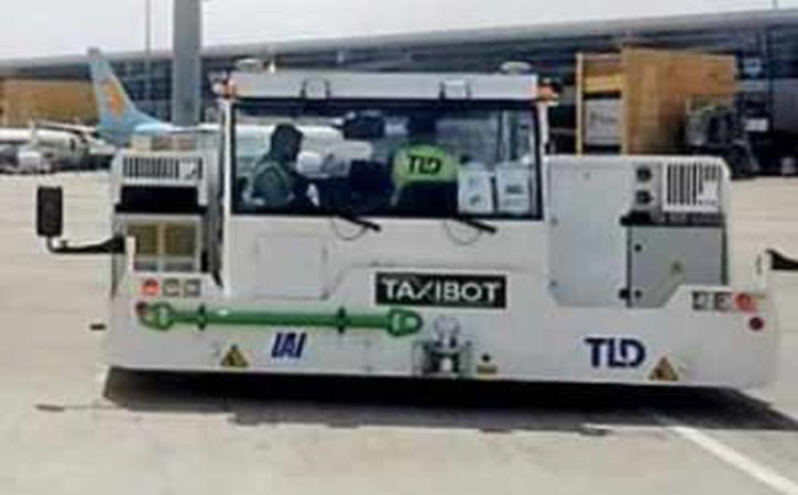 Taxibots To Undergo Trial At IGI For Three Months