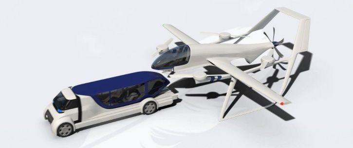 TF2, Flying Car, Terrafugia