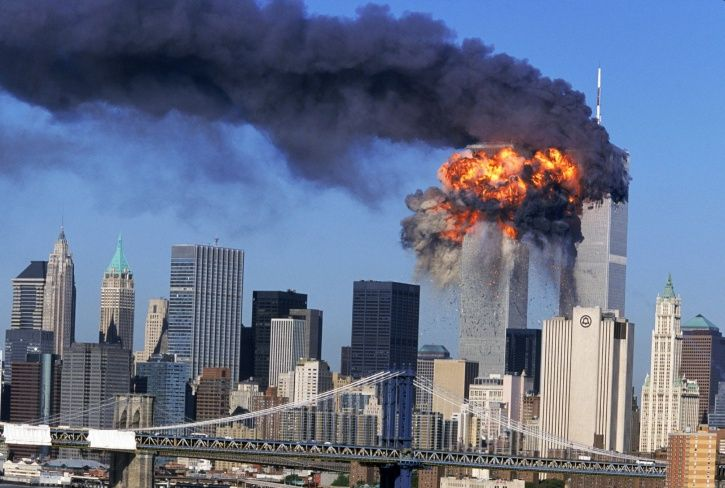 The 9/11 attacks destroyed the Twin Towers