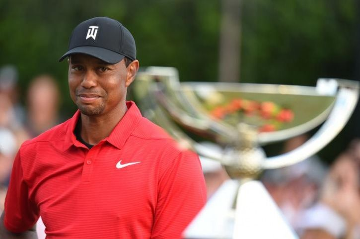 Tiger Woods Is Back To His Winning Ways Clinches Tour Championship