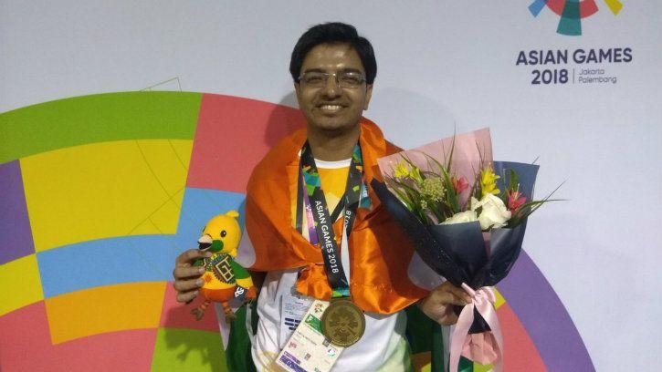 tirth mehta hearthstone bronze medal winner asian games 2018
